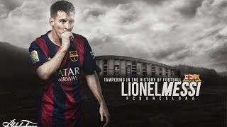 Lionel Messi ● Once in a Lifetime - Ballon D