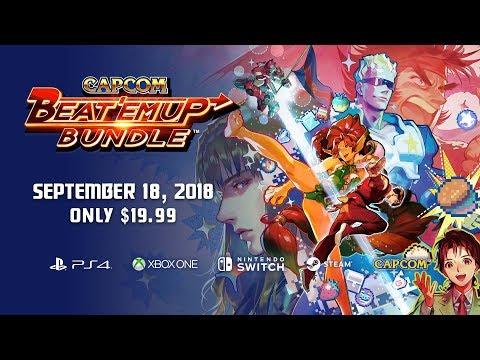 The Capcom Beat 'Em Up Bundle is a treasure trove of game design know-how
