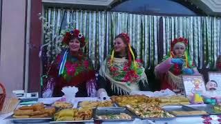 Празднование Масленицы в Черкассах