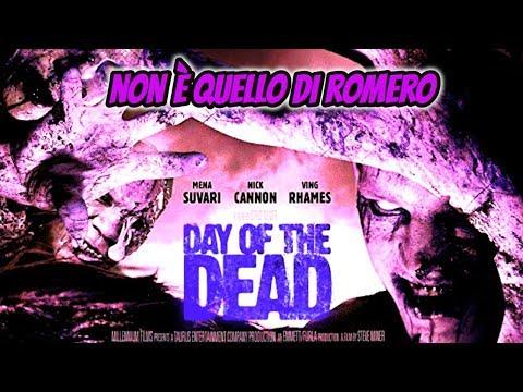 Day of the dead di Steve Miner | Film con gli zombi [Estratto live]