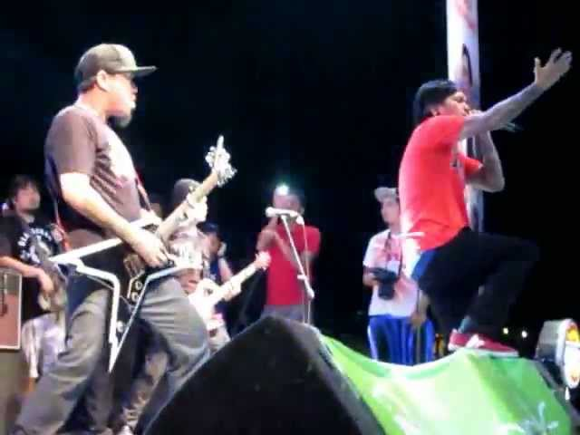Slapshock at UP Fair 2013 Travel Video