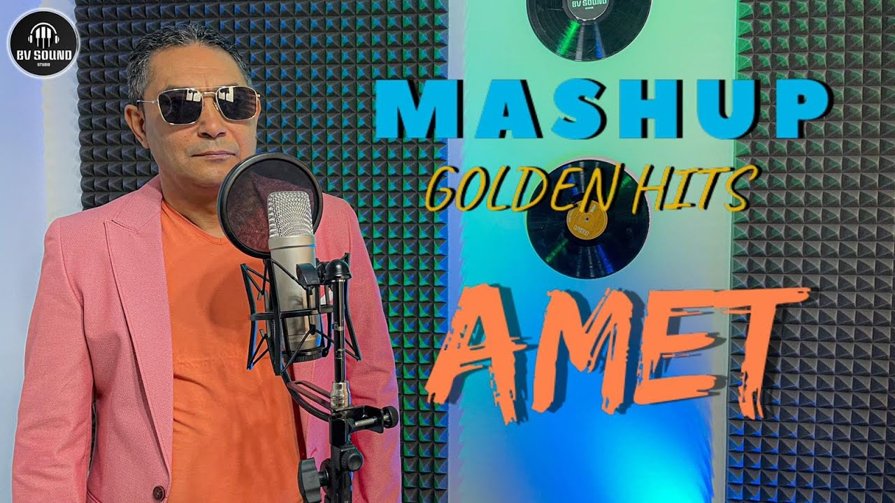 Амет - Mashup Golden Hits (CDRip)