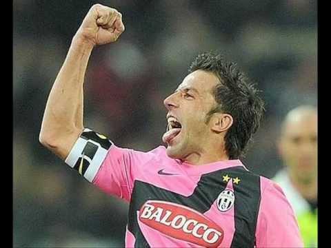 ALESSANDRO DEL PIERO: il numero 10, il Capitano della Juventus Campione d'Italia 2012