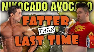 DRAMA ALERT || Nikocado Avocado - FATTER Than Last Time!!!