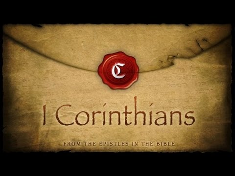 1 Corinthians - New Living Translation - Only Audio