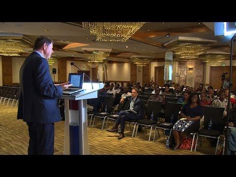 "MindSpeak,""Unleashing the East African Lion"" @FrankMatsaert CEO TradeMark E. Africa"