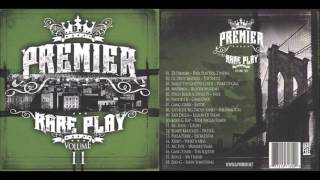 DJ Premier Rare Play Vol. 2 - Full Album