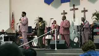 Walk Around Heaven - Paul Beasley with The Gospel Keynotes in Wake Forest NC