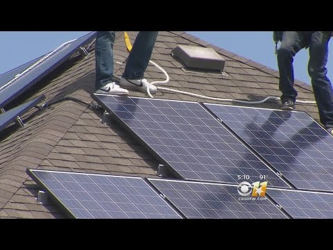 Solar Energy In High Demand In DFW