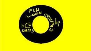 FUN LOVIN CRIMINALS SCOOBY SNACKS Schmoove version