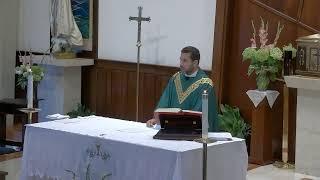 18 Domingo - Missa da VigÃÂÂlia