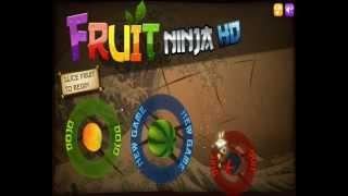 Giochini Epici/Sminchioni - Fruit Ninja HD