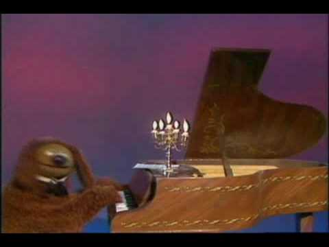 The Muppet Show. Rowlf - Jesu, Joy of Man's Desiring (ep.514)