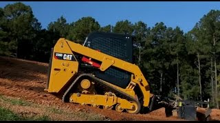 Cat® Compact Track Loader/Multi Terrain Loader Tip of the Month: Undercarriage Maintenance
