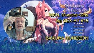 SAKURA DUNGEON - MAN, Monster-Girls Be SEX-AY #15