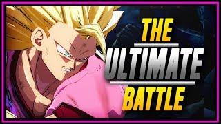 DBFZ ➤ HookGangGod's MajinBuu Battles SonicFox  [ DragonBall FighterZ ]