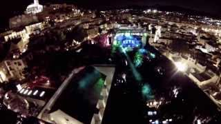 IMS & AMP Present Dalt Vila 3/9/13- Official Aftermovie (drone special)