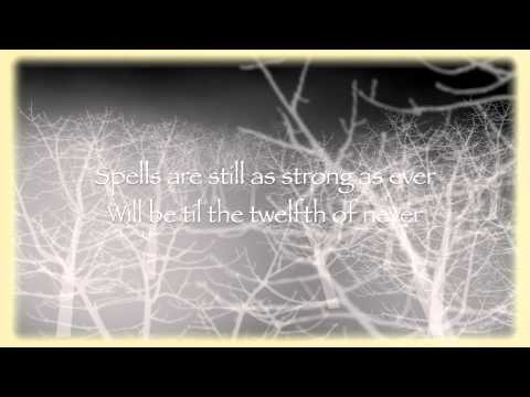 The Witching Hour - The Kinnardlys [OFFICIAL LYRIC VIDEO]