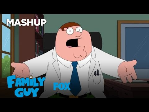 Peter's One-Liners | Season 16 Ep. 11 | FAMILY GUY