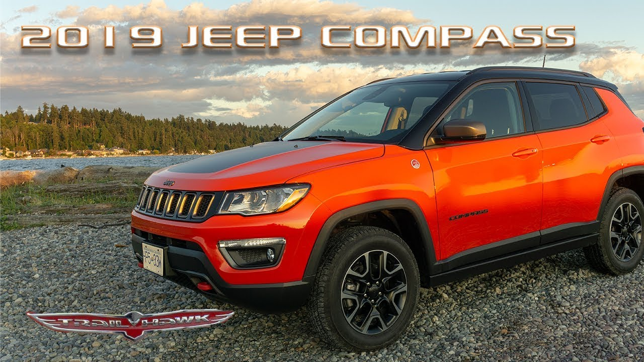 We Got Our Hands On The 2019 Jeep Compass Trailhawk