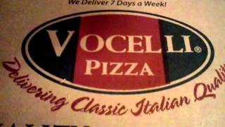 S-A-S Pizza Night #15: Vocelli Sicilian