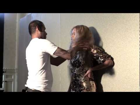 BTS: Beyoncé Covers InStyle September 2011