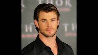 Top 5 Chris Hemsworth Hairstyles