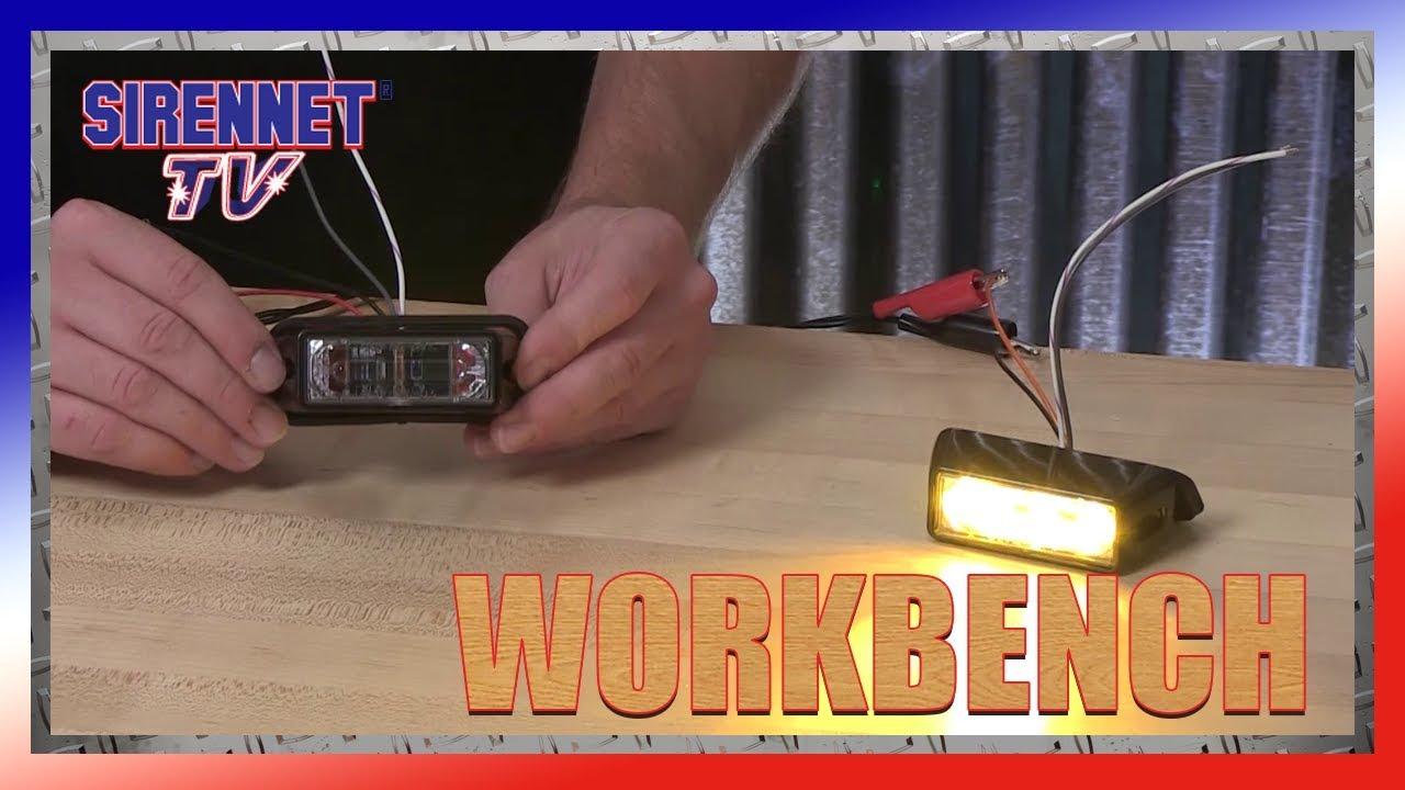 whelen lin3 linear super-led lighthead - youtube  youtube
