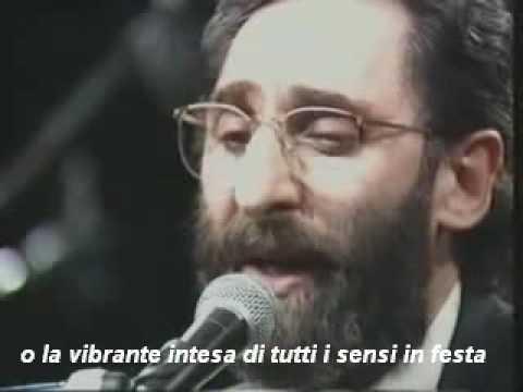 Franco Battiato - L'Ombra della Luce ( in arabo ) sottotitoli in italiano