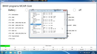 Налаштування инпы для читання всіх моторів! INPA 5.0.2