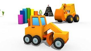 Carros - Motoniveladora Caterpillar - Max el Excavador