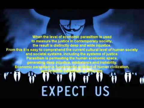 Anonymous - Economic parasitism versus justice and freedom