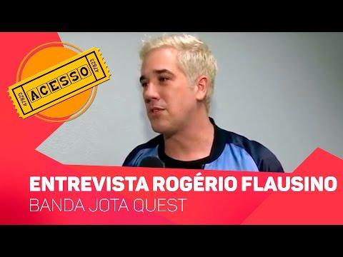 Acesso entrevista Rogério Flausino Banda Jota Quest - TV SOROCABA/SBT