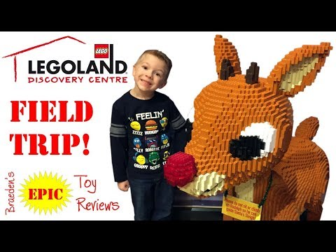 LEGOLAND Discovery Center FIELD TRIP: STEM-Based Fun with LEGOs in Atlanta