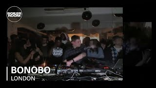 Bonobo Boiler Room London DJ set