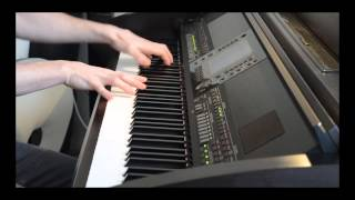 Muse - The Resistance - Exogenesis  Symphony part 3 Redemption (Piano Cover)
