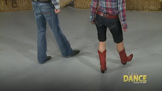 Learn the Boot Scootin Boogie line dance in 2 min - Dance Lessons - Line Dance Steps Tutorial
