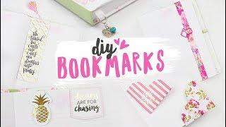 DIY Bookmarks | 5 Different Ways