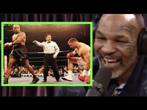 Mike Tyson Was Once Fined $300,000 For Weed | Joe Rogan Mp3