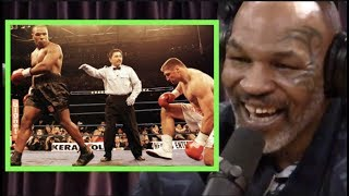 Mike Tyson Was Once Fined $300,000 For Weed | Joe Rogan