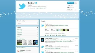 How to Advertise / Promote With TWITTER