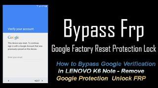 How To Lenova Frp Unlock