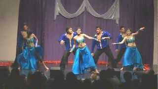 SHIAMAK BOLLYWOOD!! Vancouver Dance at Diwali 2012