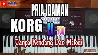 PRIA IDAMAN  Style Korg PA 700 Tanpa Kendang