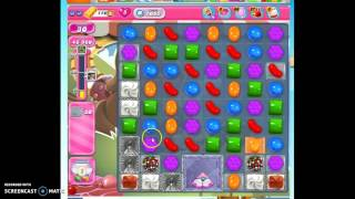 Candy Crush Level 1042 help w/audio tips, hints, tricks