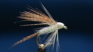 Beginner Fly Tying A Light Cahill Wet With Jim Misiura