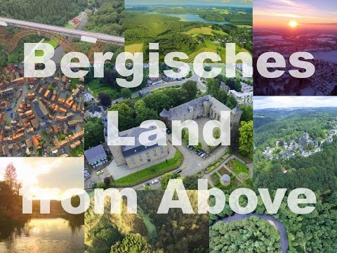 Bergisches Land From Above - Official Trailer to From Above (2016)