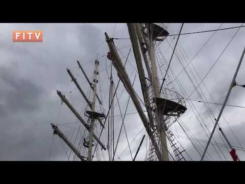 A Very Different Sailing Ship: The SV Tenacious