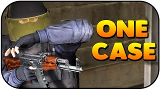 One of SkitzMACHINE's most viewed videos: CSGO - ONE CASE! - Funny & Crazy Moments #1