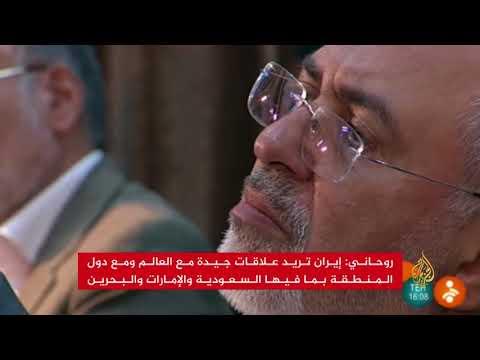 الرئيس الإيراني يحذّر أعداء بلاده من -أم الحروب-  - نشر قبل 9 ساعة